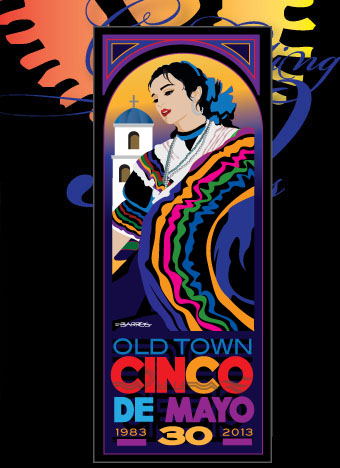 Celebrate Cinco de Mayo 2013 in San Diego from The Wanderer Guides Blog. #sandiego