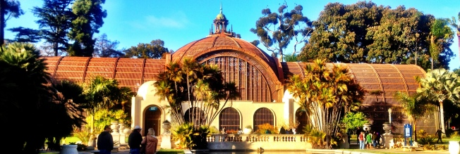 Military Discounts in Balboa Park from The Wanderer Guides Blog. #sandiego #military #balboapark