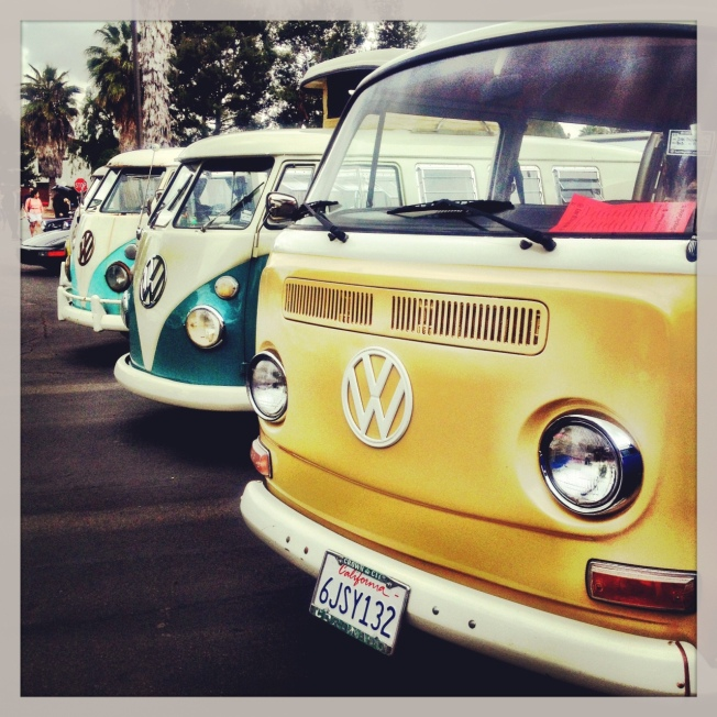 2013 Summer Car Shows in San Diego from The Wanderer Guides Blog. #sandiego #classiccars #vw