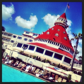 San Diego Stay-cation: Coronado! From The Wanderer Guides Blog. #sandiego #travel
