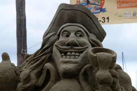 Things To Do in San Diego. #sandiego #sandcastles